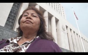 6. Maria Figueroa at courthouse