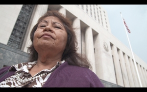 6. Maria Figueroa at courthouse