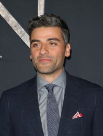 Oscar Isaac - A lister